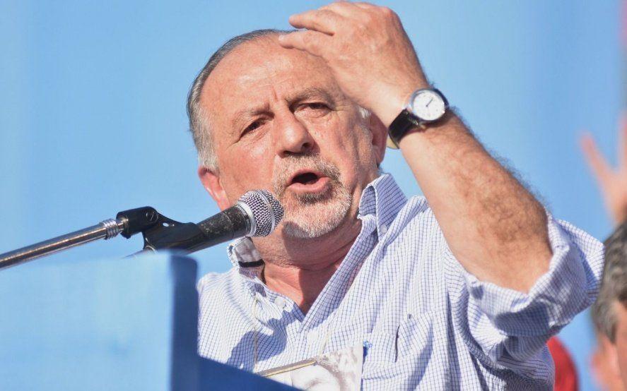 Para Hugo Yasky la marcha del 4 de abril tiene que ser la antesala de un paro nacional