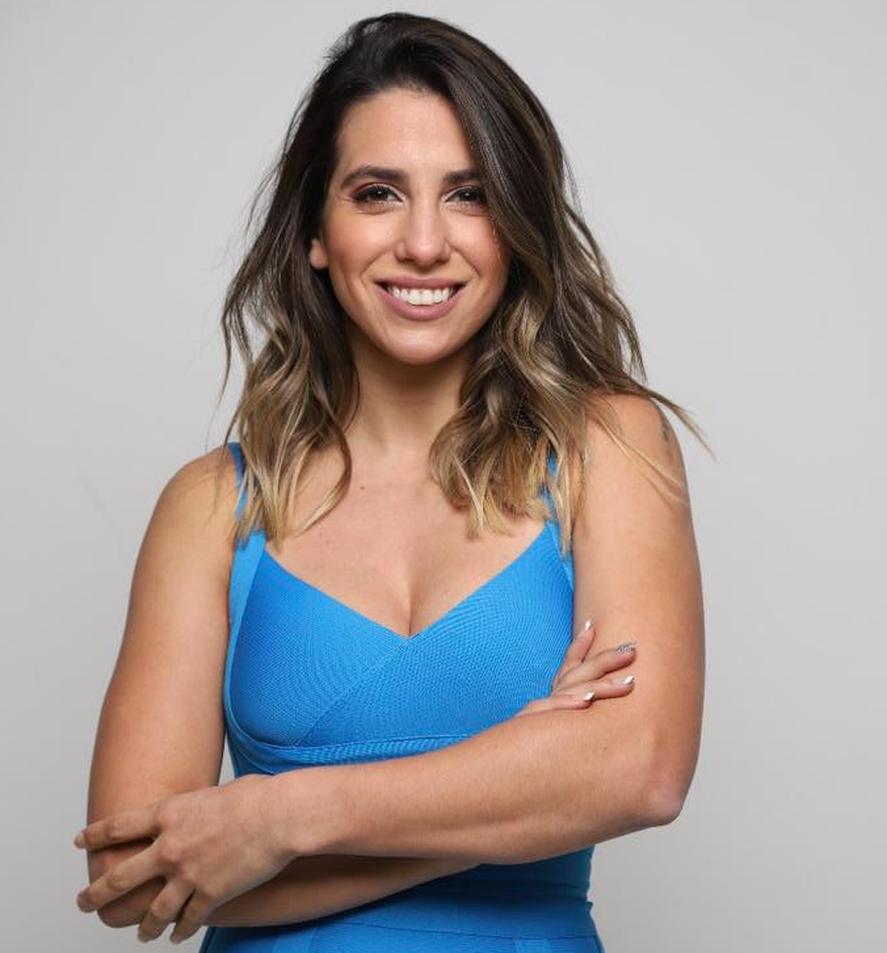 Cinthia Fernández, la estrategia mediática de Unite para captar votos en las elecciones 2021.