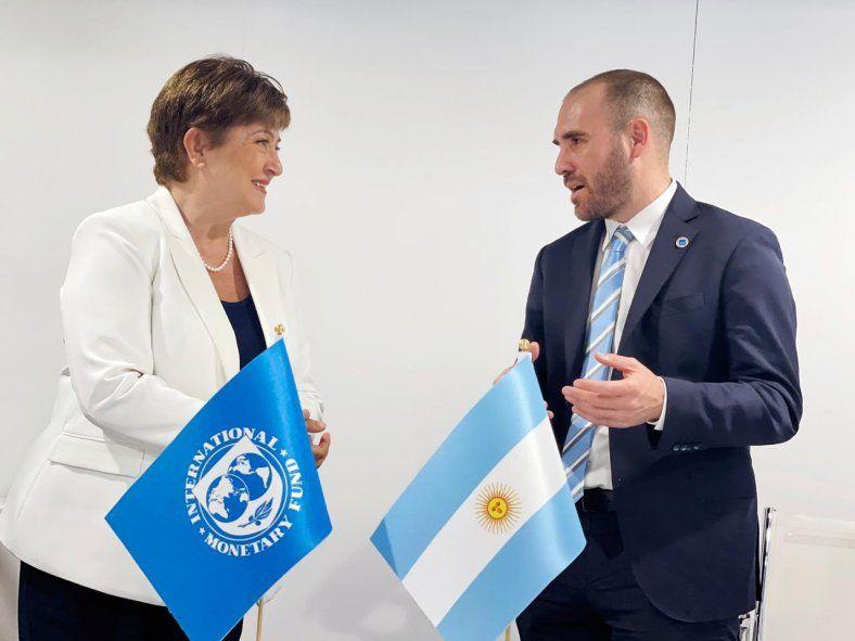 Guzmán se reunirá con el FMI para avanzar en un nuevo acuerdo