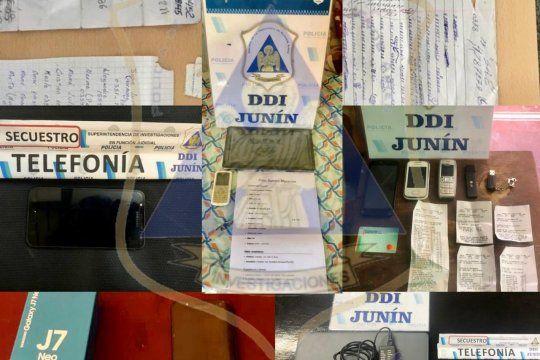 La banda que cometía estafas bancarias fue detenida en Córdoba