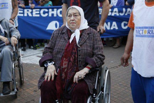 sin notificacion, allanaron la sede de madres de plaza de mayo en plena feria judicial