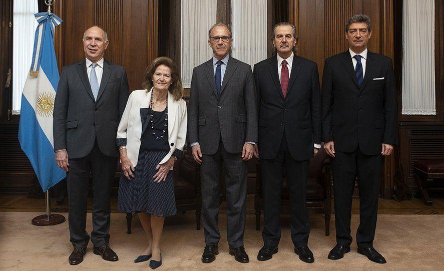 La Corte Suprema de Justicia debe definir la situación de los jueces trasladados por decreto de Macri