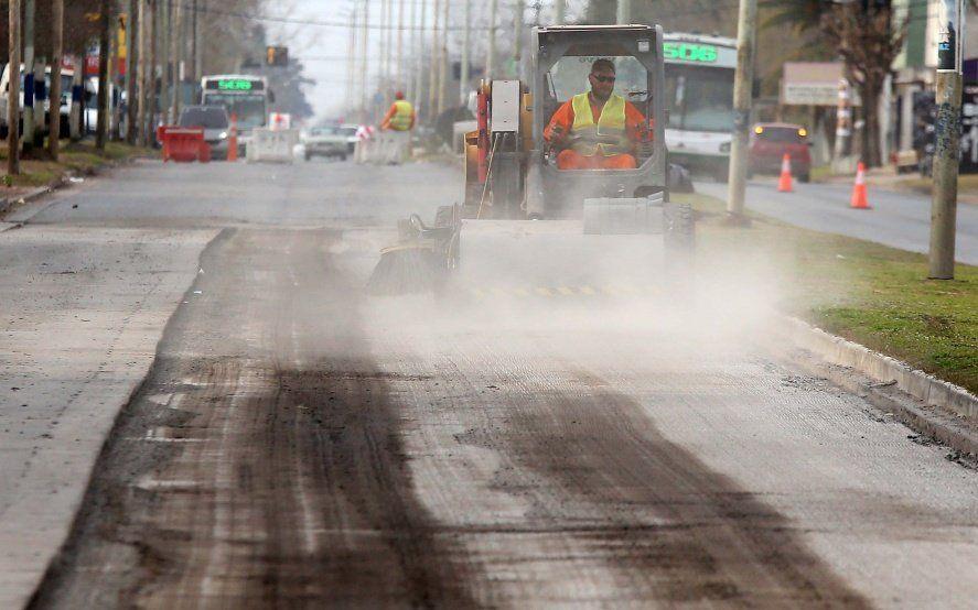 La Plata: por el ensanche de la Avenida 32, anuncian cortes y desvíos de tránsito