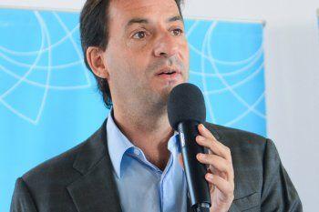 Ariel Sujarchuk y un apriete al Gobierno nacional