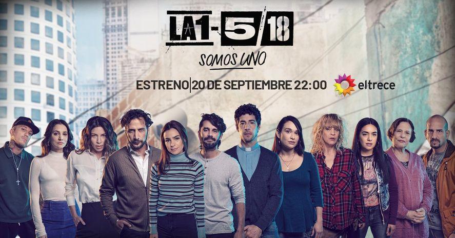 La nueva telenovela de Adrián Suar se convirtió en tendencia en las redes