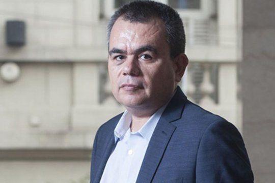 El economista Nadin Argañaraz está imputado en una causa por evasión que lleva adelante el fiscal Enrique Senestrari.
