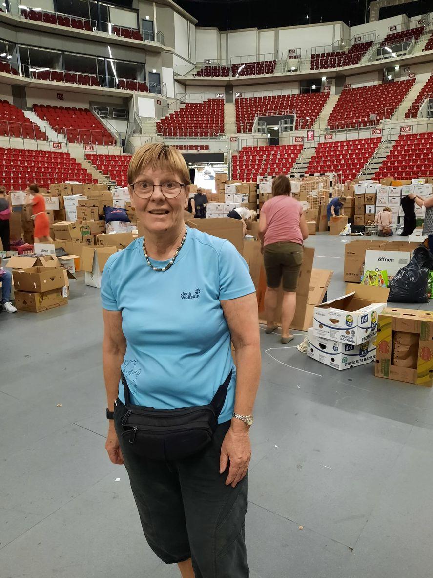 Claudia Peters, bonaerense que vivió las inundaciones en Alemania