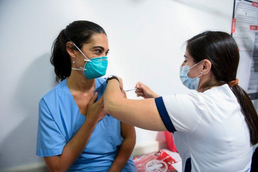 La Provincia envió nuevos turnos para la vacunación de la segunda dosis contra el coronavirus