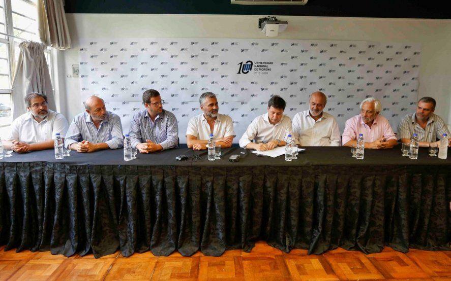 Argentina contra el Hambre: las universidades del conurbano bonaerense se suman al Plan