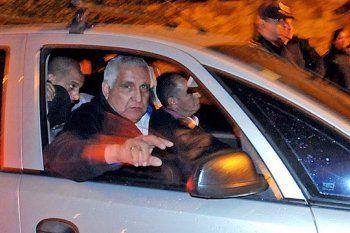 Pata Medina, en libertad y a la espera del juicio (foto de archivo)