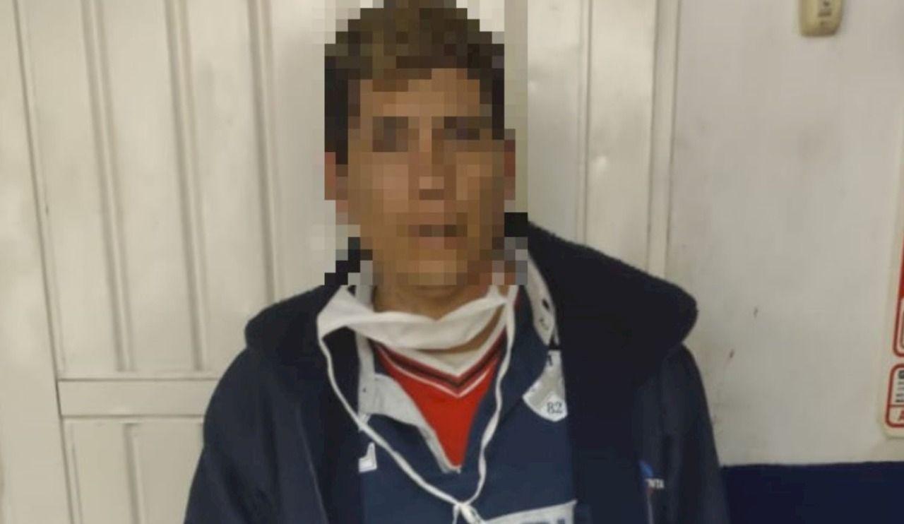 El presunto femicida de Escobar