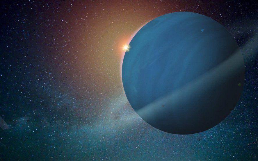 Urano y Marte estarán en su punto más cercano hoy por la noche