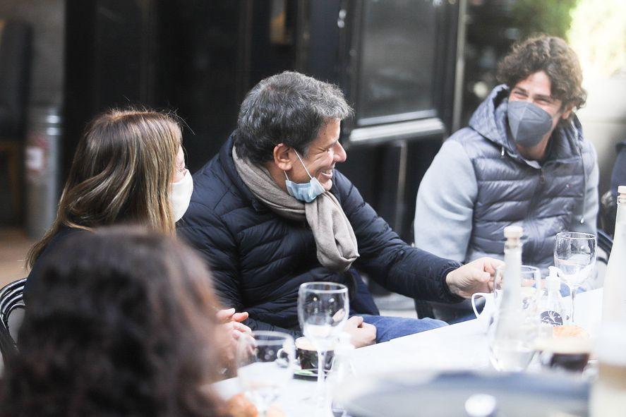 Facundo Manes y Martín Lousteau hicieron foco en la educación