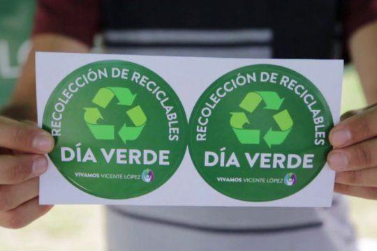 cuidado del medio ambiente: en vicente lopez reciclaron un 20% mas durante la cuarentena