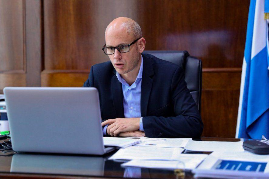 Guillermo Merediz, secretario de Pymes y Emprendedores