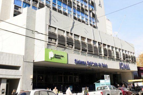 ioma acuso a la amp tras la muerte de un paciente en ensenada
