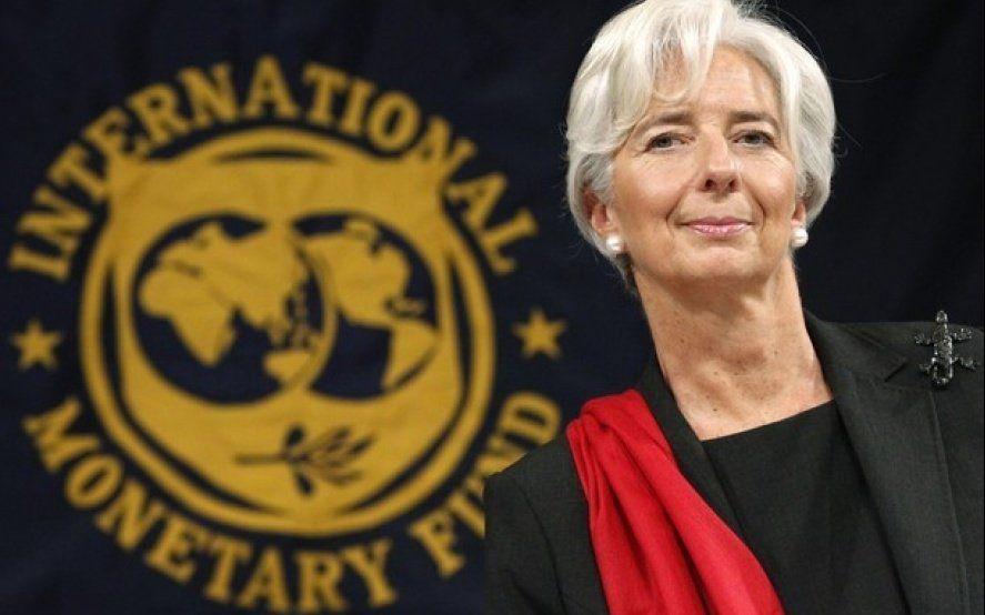 Lagarde se metió en la campaña electoral y lanzó un mensaje a los candidatos de la oposición