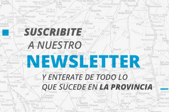 ¿ya te suscribiste al newsletter de infocielo?