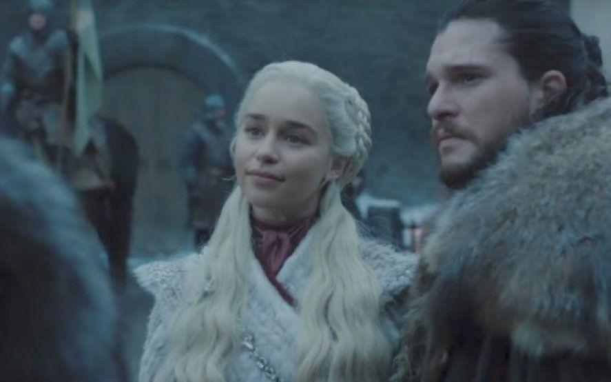 Furor por el tráiler de la última temporada de Game of Thrones