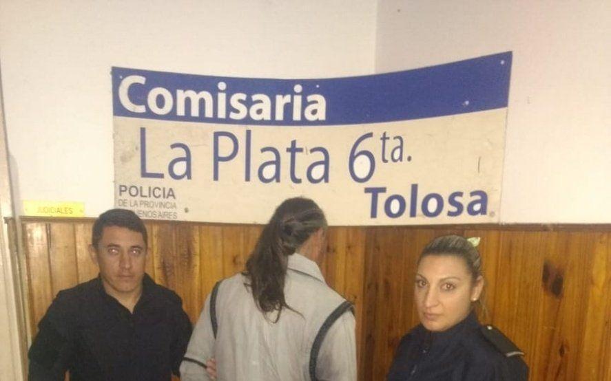La Plata: entró a robar a una mutual social y lo atraparon por un llamado al 911