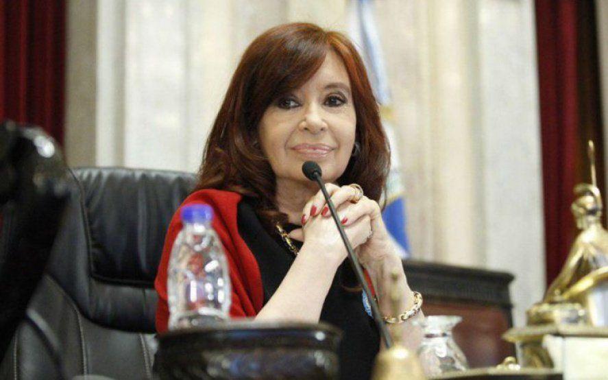 """Cristina Kirchner demandó judicialmente a Google por una """"leyenda infame"""""""