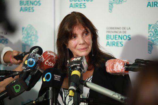 Teresa García opinó sobre la chance de postergar las elecciones