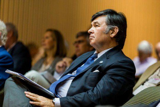 Daniel Pelegrina, presidente de SRA, foco de los cuestionamientos (Facebook)
