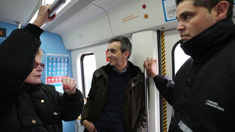 Randazzo vuelve al ruedo: recorre la cuarta con Alberto, y Kicillof se frota las manos
