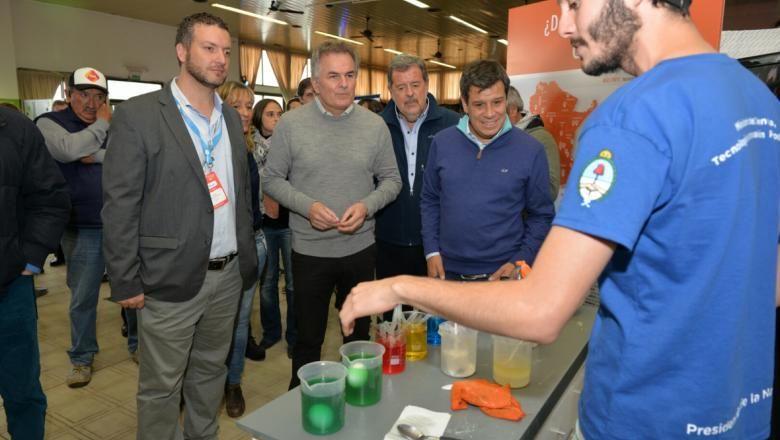 Héctor Gay y Facundo Manes, una foto que no se repetirá en estas elecciones.