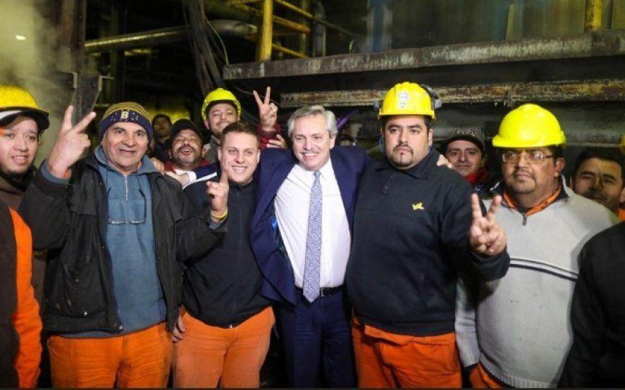 Alberto Fernández cuestionó el acuerdo Mercosur – UE y aseguró que perjudicará a la industria y al trabajo argentino