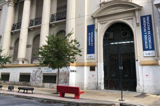 UNLP, Facultad de Ciencias Jurídicas y Sociales