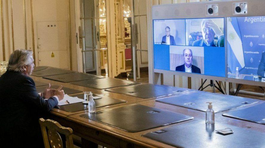 el-presidente-participo-manera-virtual-del-encuentro-recomenzar-la-argentina-y-la-patria-grande-dial