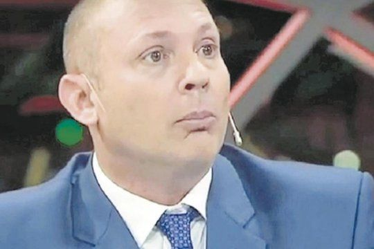 Marcelo DAlessio siguió la audiencia desde la cárcel de Ezeiza
