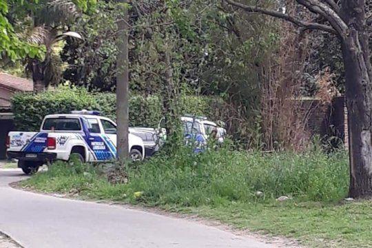 La mujer, madre de dos hijos, fue hallada en un descampado en Trujui