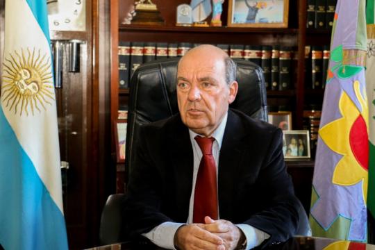 polemica entre un intendente y la justicia por la marcha del 17a