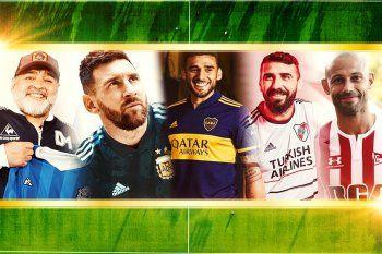 Marketing deportivo: ¿ qué camisetas son las más caras en Argentina.