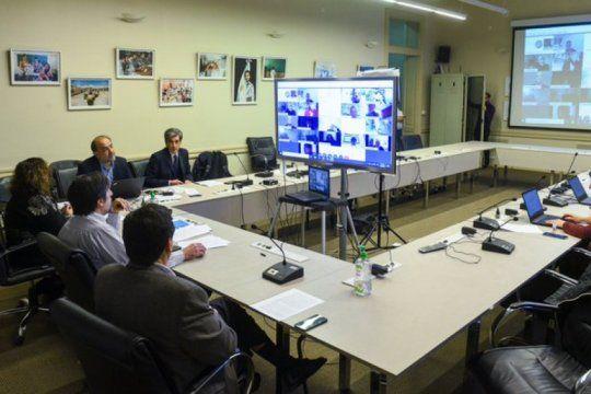clases virtuales: el gobierno acordo con los docentes la regulacion el teletrabajo durante la pandemia