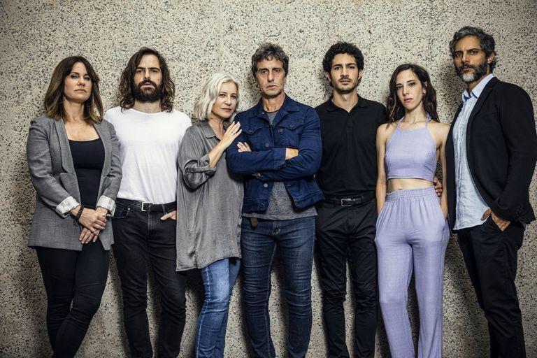 """""""El reino"""", una de las series nacionales que llegará próximamente a Netflix"""