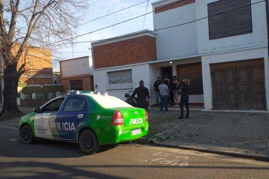 En Villa Elvira cayó El Narigón, acusado de varios robos