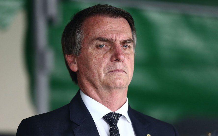 """Bolsonaro y una advertencia para Alberto Fernández: """"Si gana podríamos tener roces"""""""