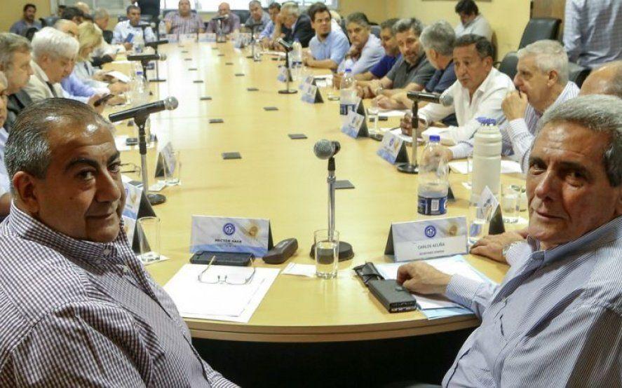 """La CGT ratificó la marcha del 4 de abril """"por la producción y el trabajo"""""""