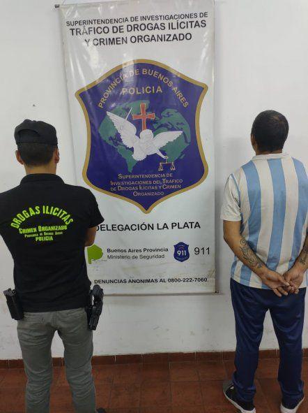Ensenada: usaba una verdulería como fachada para vender drogas