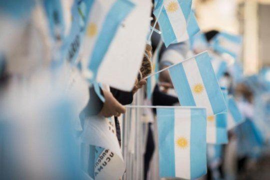 20 de junio: asi conmemoran los argentinos el ?dia de la bandera? en redes sociales