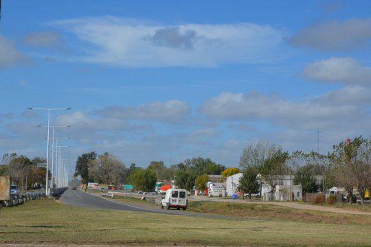 inauguran obras clave en la ruta 41 que beneficiaran a tres municipios
