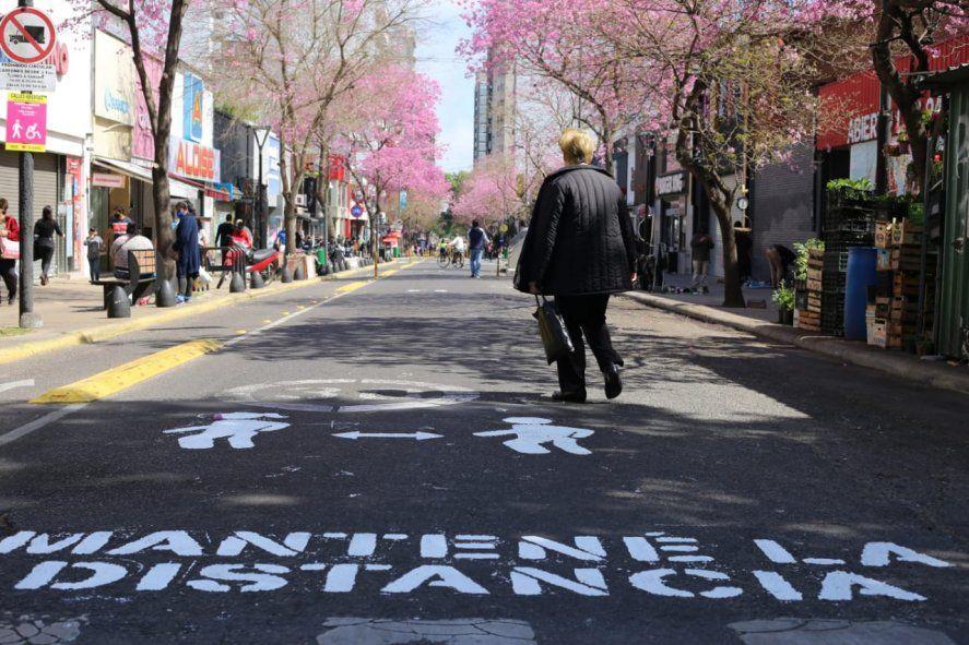 Vuelven las peatonales a La Plata: cuándo y en qué calles