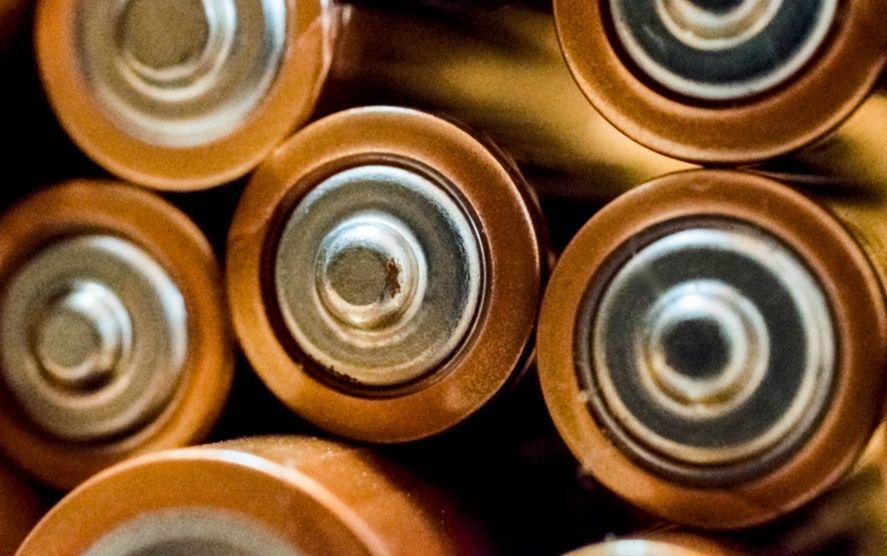 Los científicos obtuvieron óxido de zinc de pilas usadas (Imagen ilustrativa)