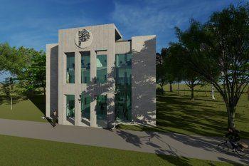 El proyecto de arquitectura de las Casas de la Provincia que quiere construir Kicillof