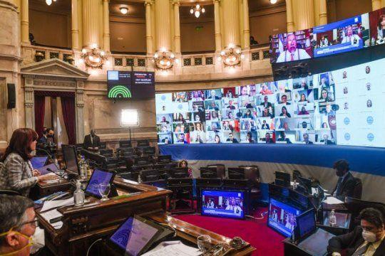 el senado convirtio en ley la ampliacion de la moratoria