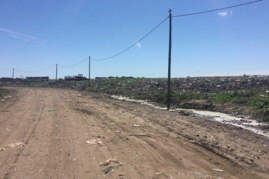 el opds confirmo que la municipalidad de madariaga no hizo ninguna obra en el basural local