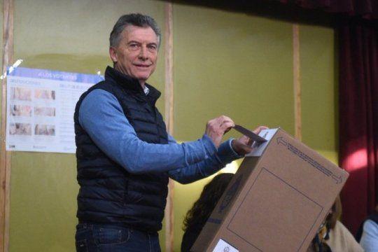 macri comparo la derrota de boca con su traspie electoral y dijo que ambos resultados se ?pueden dar vuelta?